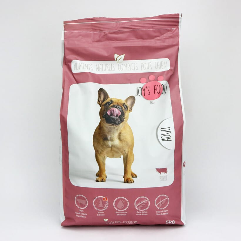 Croquettes chien adulte –Bœuf - 5 kg